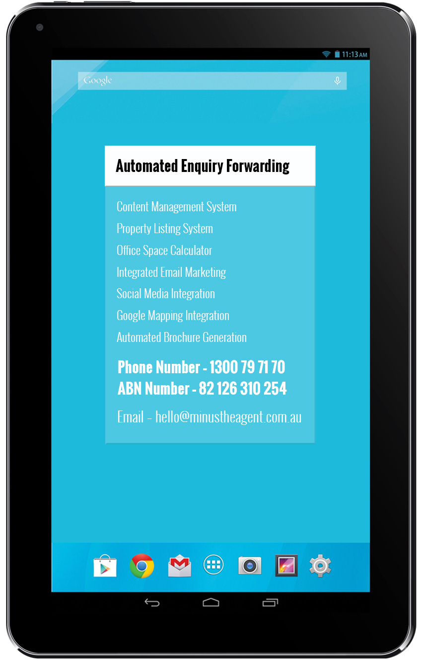 Automated Enquiry Forwarding