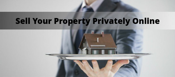 sell property privately online