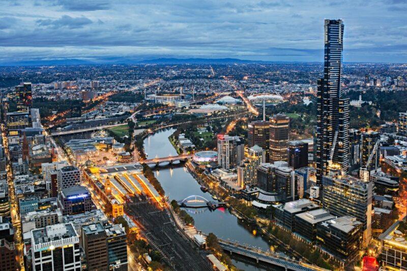 MinusTheAgent-Melbourne