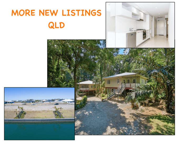 More New Listings Queensland