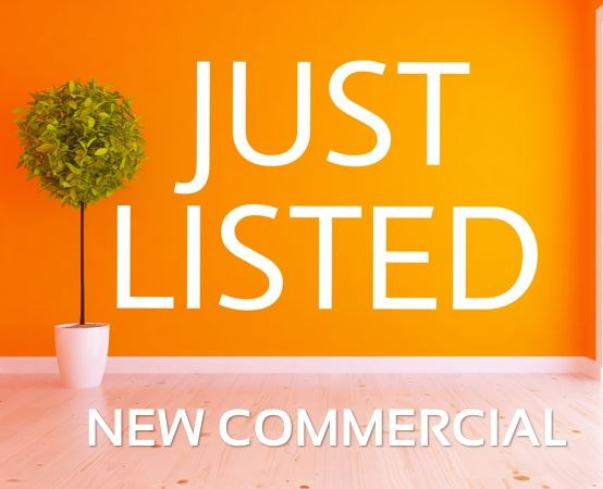 Just Listed New Commerical