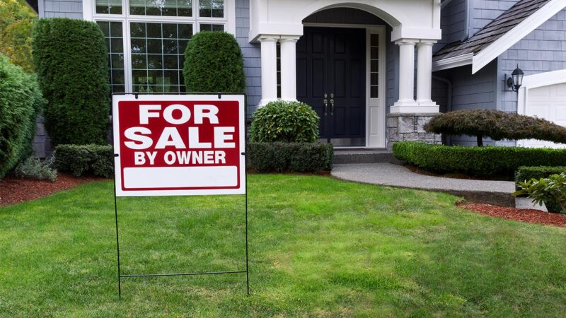 Selling without an agent