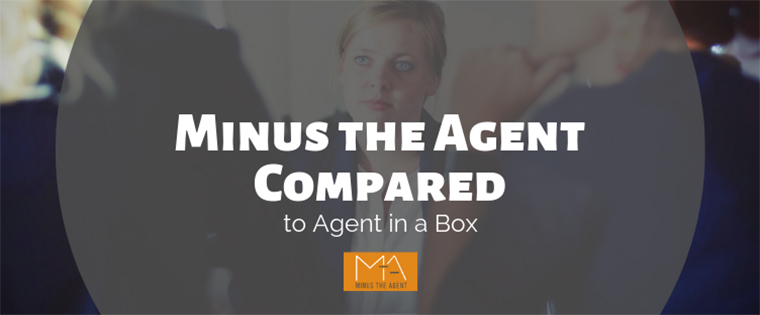 Agent in a box misrepresents Minus The Agent
