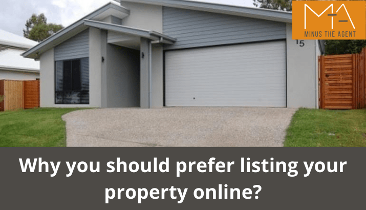 Why you should prefer listing your property online